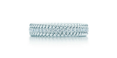 ジャン・シュランバージェ 2ロウ ロープ リング(商品画像)