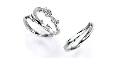 ベビーブレス(結婚指輪画像)