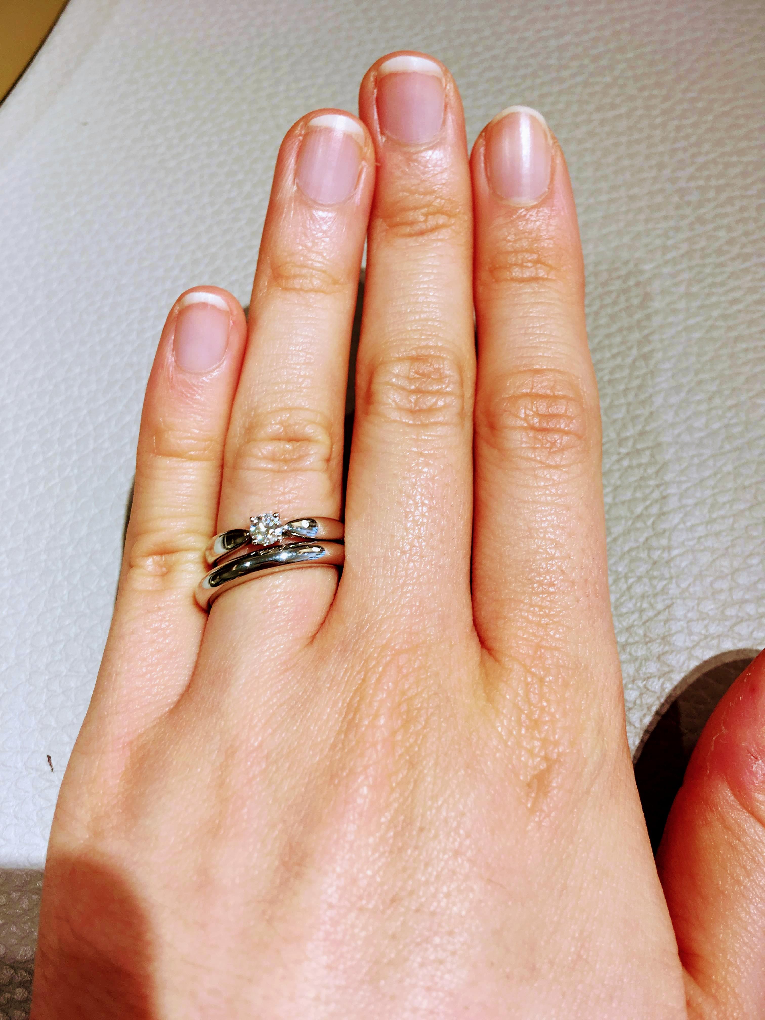 designer fashion c22d1 a9b89 結婚指輪ブランド「ショーメ」銀座本店へ実際に行ってみた|結婚 ...