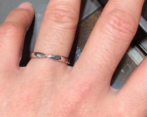 pretty nice 33ef1 8dc0d 結婚指輪ブランド「Tiffany&Co(ティファニー)」銀座本店へ実際 ...