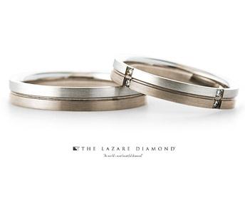 ラザールダイヤモンド:リング