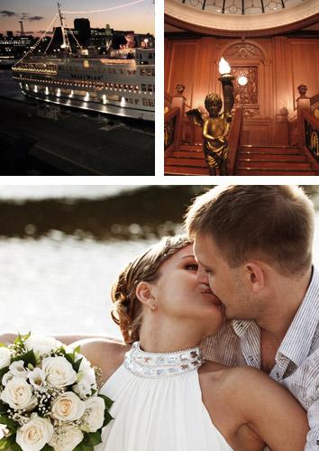 【ストーリー2】誕生日、そして船上でのプロポーズ。最高の思い出は……結婚指輪!(イメージ)