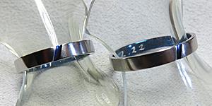 結婚指輪手作り工房 青野の商品サンプル