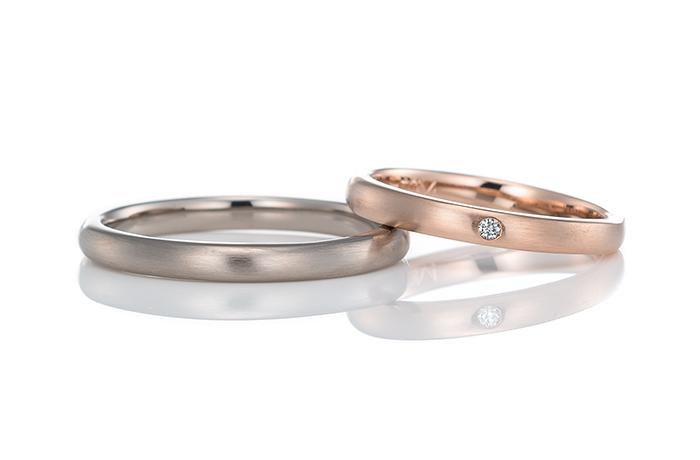 結婚指輪手作り.comの商品サンプル