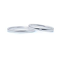 結婚指輪(品番11111-284-5002, 11102-284-4052 )