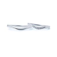 結婚指輪(品番 11112-284-5206,11112-284-4252)