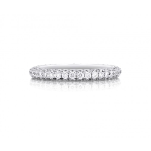 DARLING PAVÉ ETERNITY BAND