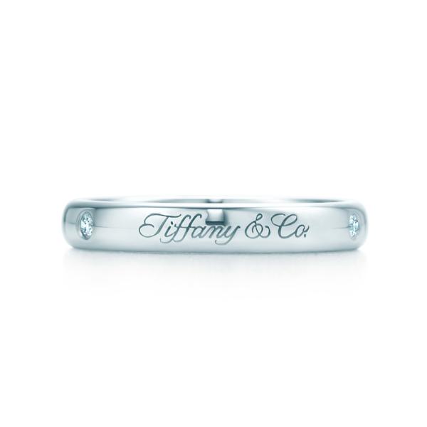 ティファニー ノーツ Tiffany & Co. ルシダ バンドリング(商品画像)