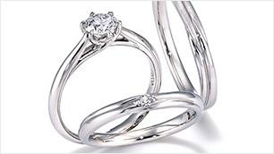 結婚指輪と婚約指輪はセットリングで購入すべき?(イメージ)