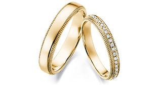 メレダイヤ入りの結婚指輪のお手入れ(イメージ)