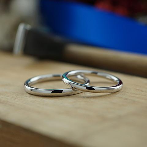 手作りブランド「Zuii」の結婚指輪と料金について