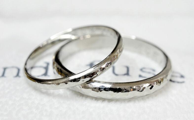 手作りブランド「湘南工房and fuse」の結婚指輪と料金について