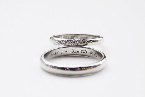 手作りブランド「ringram」の結婚指輪と料金について