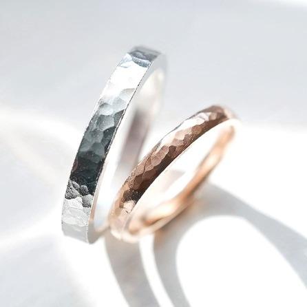 手作りブランド「リアンジュ」の結婚指輪と料金について