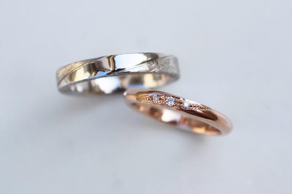 手作りブランド「M-studio」の結婚指輪と料金について