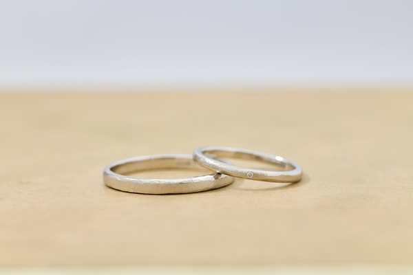 手作りブランド「ケルヒ」の結婚指輪と料金について