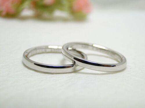 手作りブランド「工房南十字星」の結婚指輪と料金について