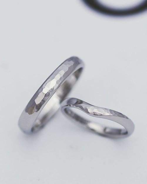 手作りブランド「アトリエクラム」の結婚指輪と料金について