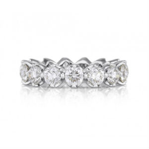 ALLEGRIA ETERNITY BAND 0.25CT