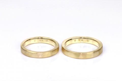 手作りブランド「DITIQUE TAILOR-MADE JEWELRY」の結婚指輪と料金について