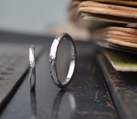 手作りブランド「DITO」の結婚指輪と料金について