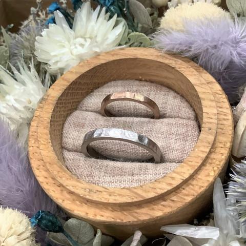 手作りブランド「鎌倉彫金工房」の結婚指輪と料金について
