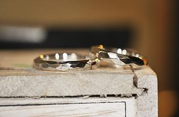 手作りブランド「結婚指輪手作り.com」の結婚指輪と料金について