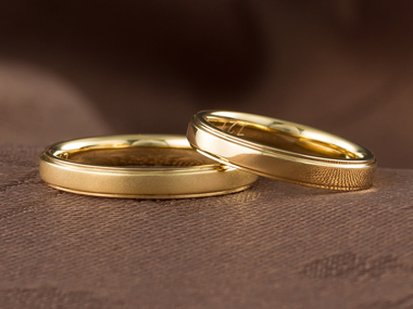 結婚指輪手作り.comの結婚指輪デザイン4