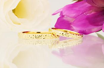 結婚指輪手作り.comの結婚指輪デザイン6