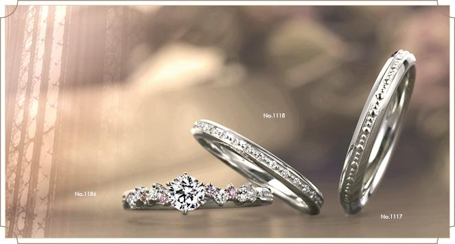 の結婚指輪デザイン5