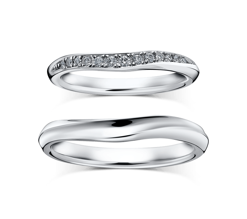 の結婚指輪デザイン4