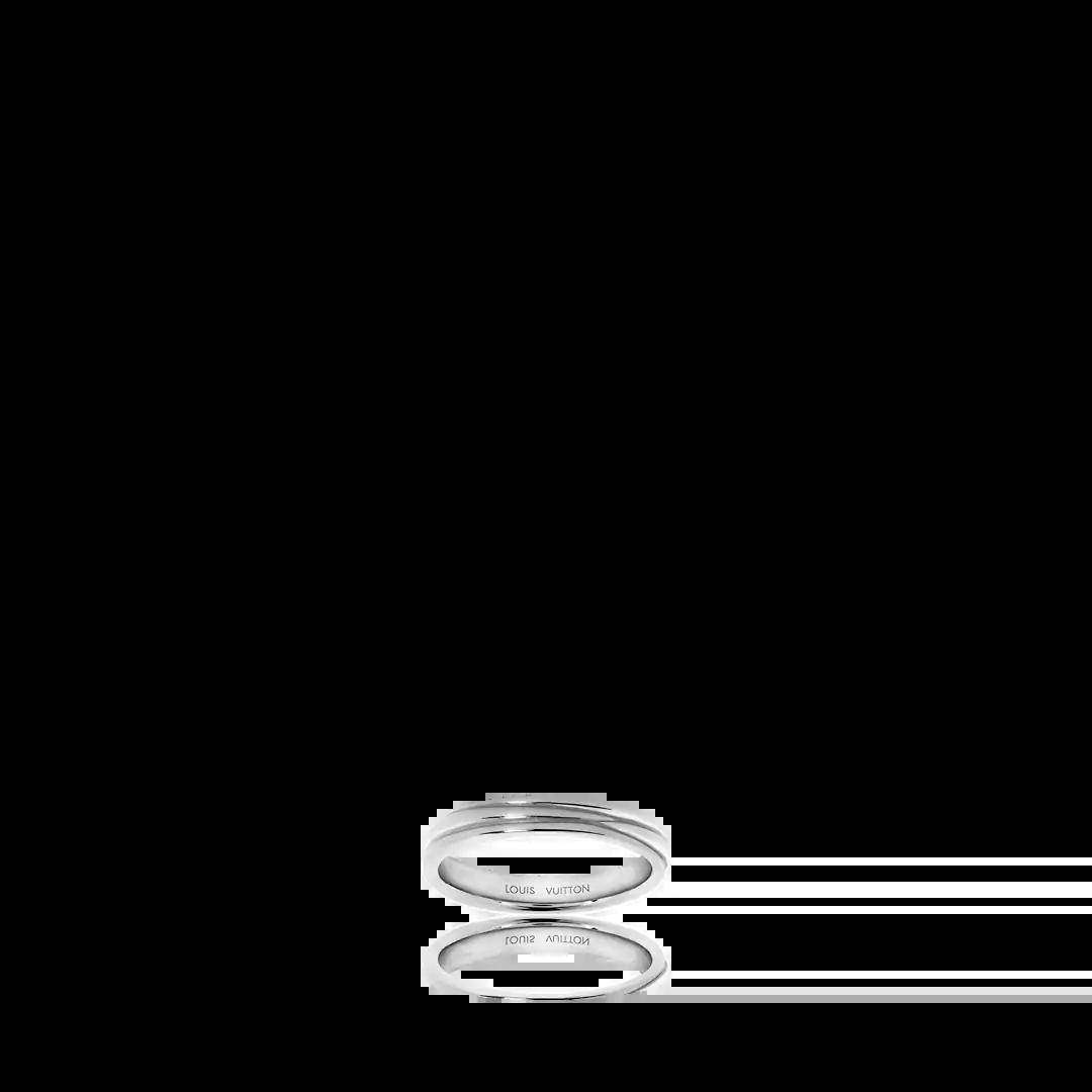 ルイ・ヴィトンの結婚指輪デザイン2