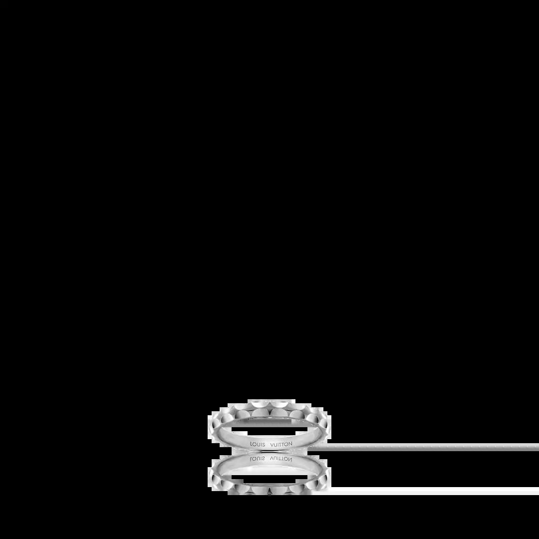 ルイ・ヴィトンの結婚指輪デザイン3