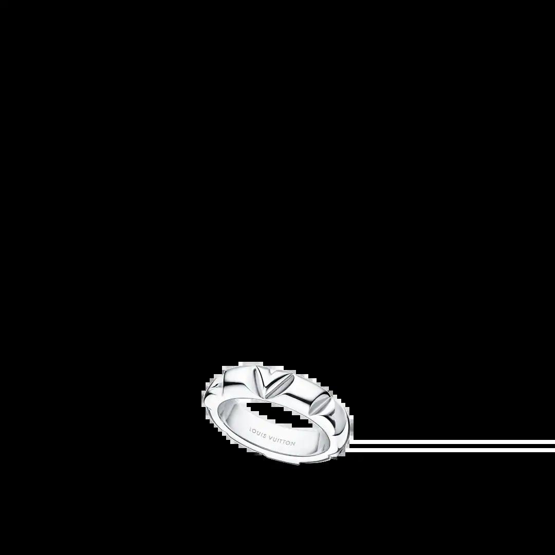 ルイ・ヴィトンの結婚指輪デザイン4
