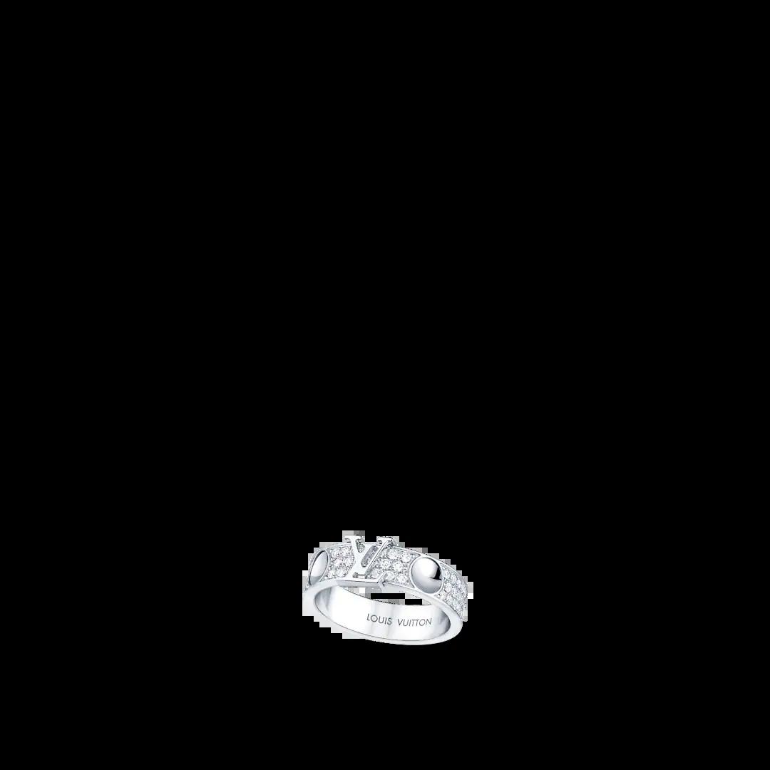ルイ・ヴィトンの結婚指輪デザイン6