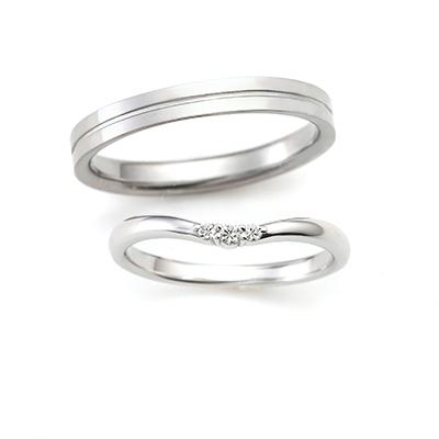 LOVE NOTESの結婚指輪デザイン2