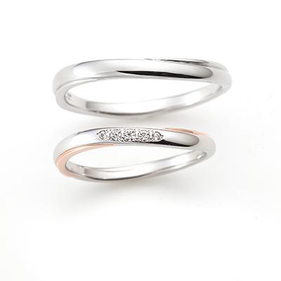 LOVE NOTESの結婚指輪デザイン4