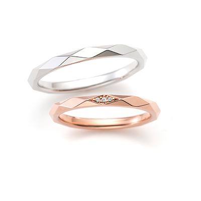 LOVE NOTESの結婚指輪デザイン5