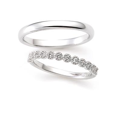 LOVE NOTESの結婚指輪デザイン6