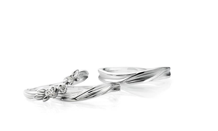 ルシエの結婚指輪デザイン5