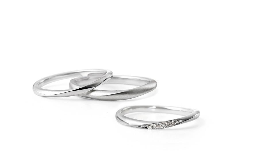 ルシエの結婚指輪デザイン6