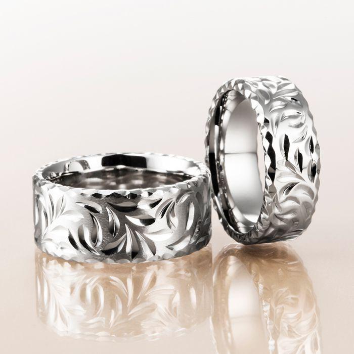 Makanaの結婚指輪デザイン2