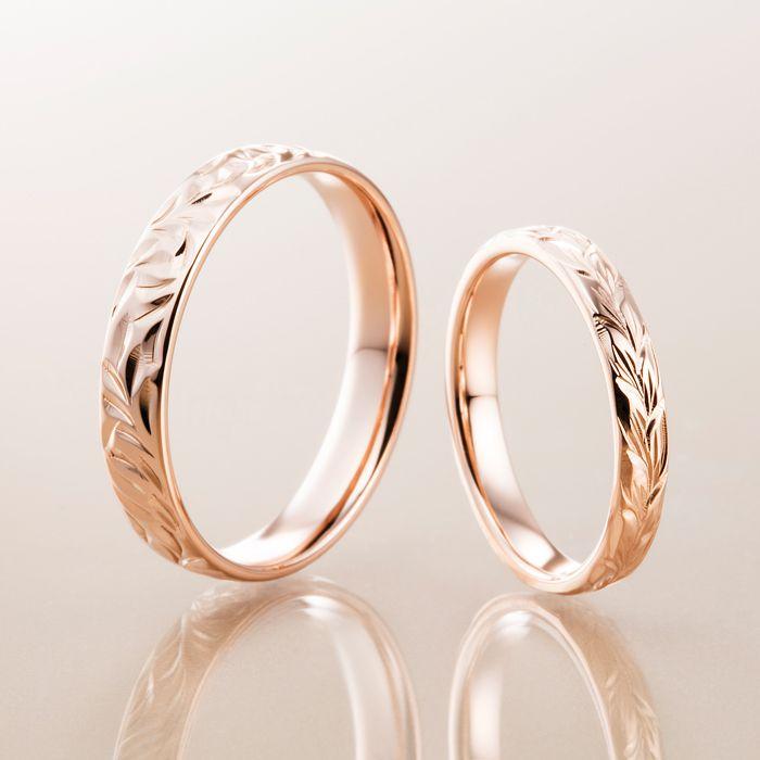 Makanaの結婚指輪デザイン3