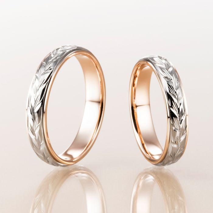 Makanaの結婚指輪デザイン4