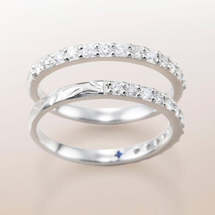 Makanaの結婚指輪デザイン5