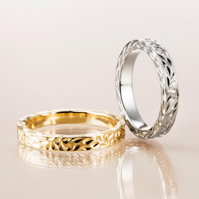 Makanaの結婚指輪デザイン6