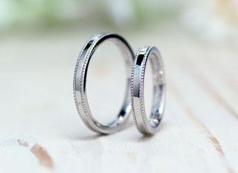 ジュエリークラフトMAKIの結婚指輪デザイン2