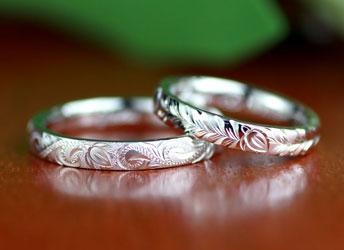 ジュエリークラフトMAKIの結婚指輪デザイン6