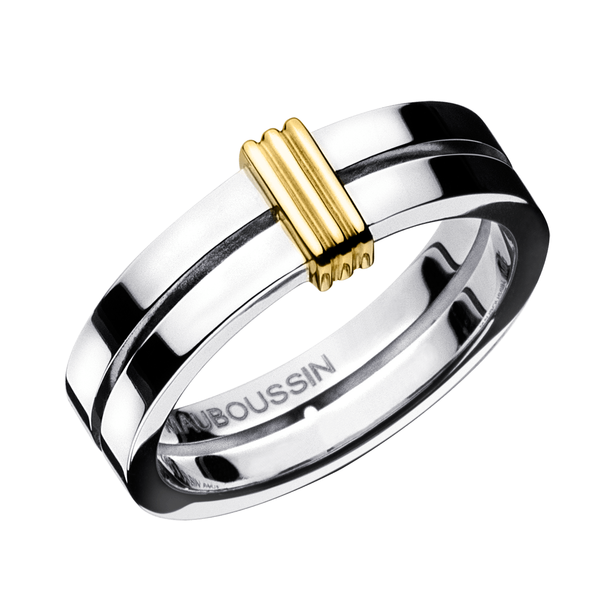 MAUBOUSSINの結婚指輪デザイン2
