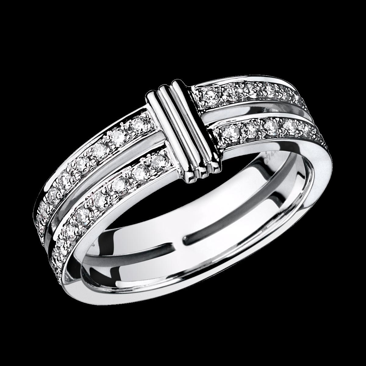 MAUBOUSSINの結婚指輪デザイン3